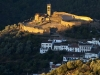 Vista de la Mezquita de Almonaster la Real