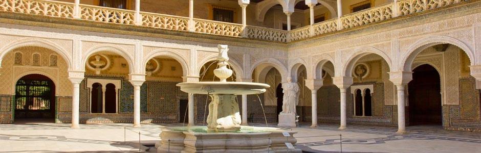 Casa de Pilatos, Seville, Andalusia, Spain